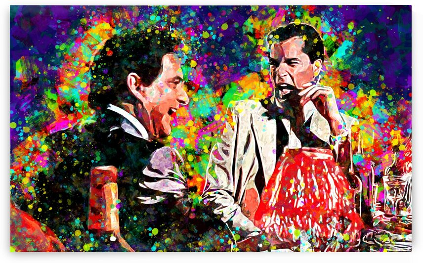Goodfellas - I thought I told you.. by Glen Huszar