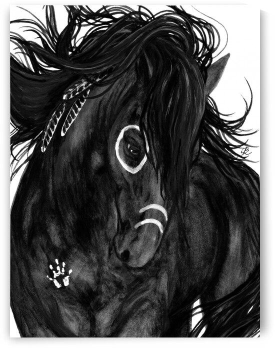 Wild Heart Horse by AmyLyn Bihrle