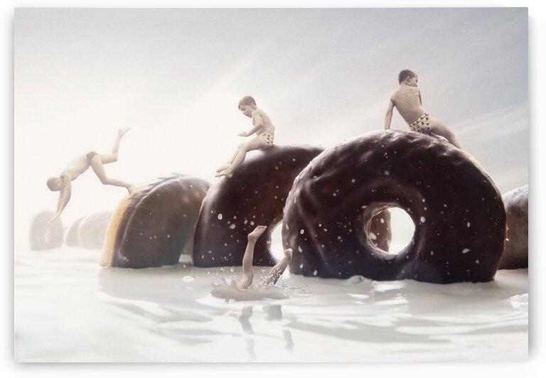 Surreal World by Elena Vizerskaya