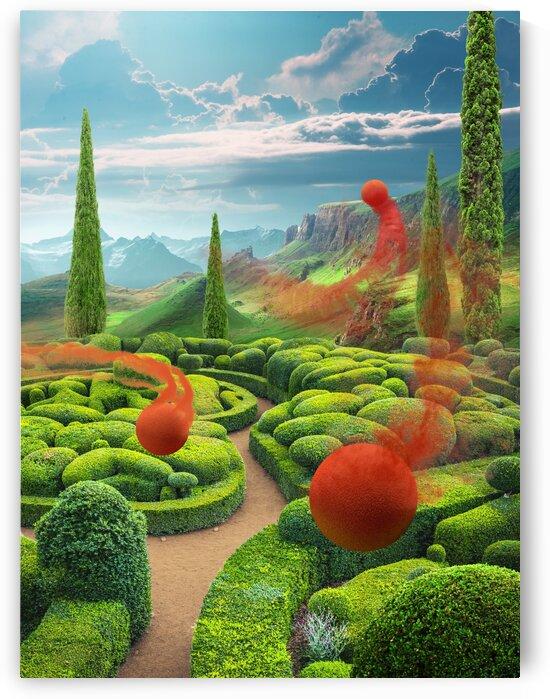 My Secret Garden by Elena Vizerskaya