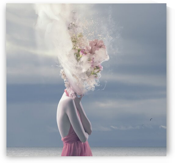 evaporation by Elena Vizerskaya