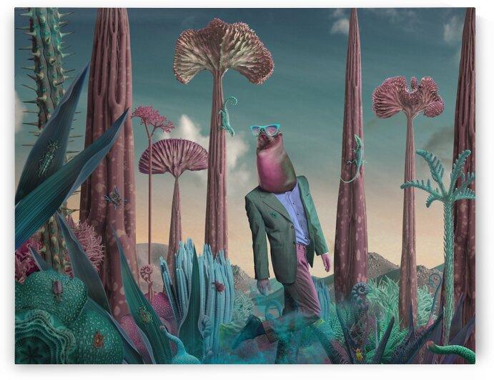 Alice World 1 by Elena Vizerskaya