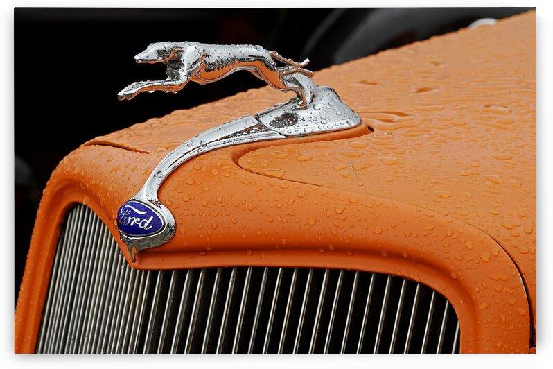 Vintage Ford by Glock