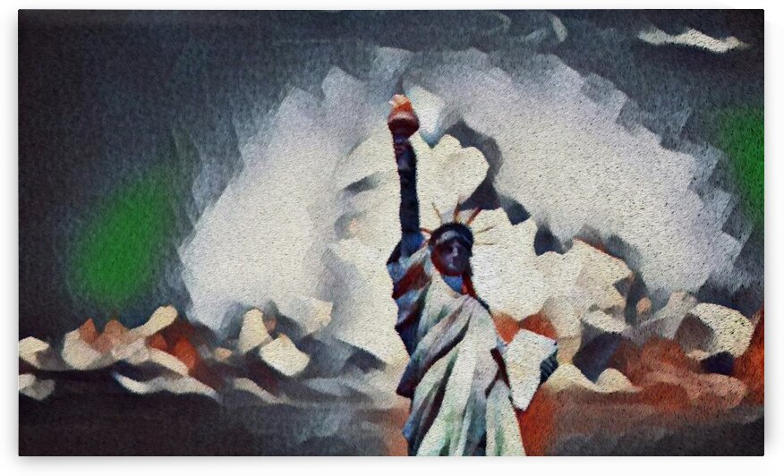 Statue of Liberty by Bob Frase