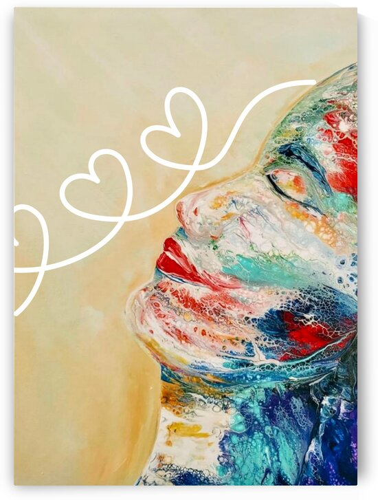 Love Heart Defines by LeGustavienne
