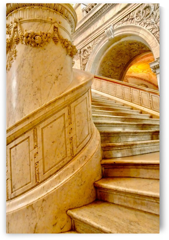 Walk This Way ... Washington District of Columbia by Fred J Bivetto