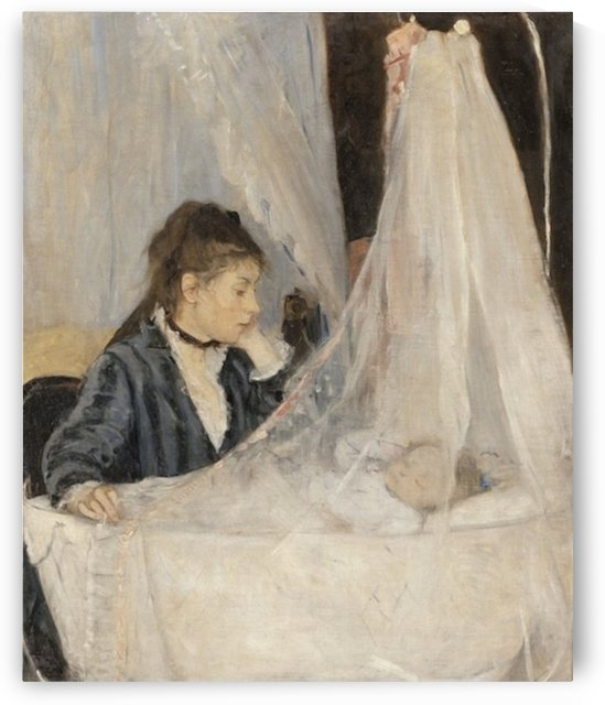 Morisot - The Cradle by