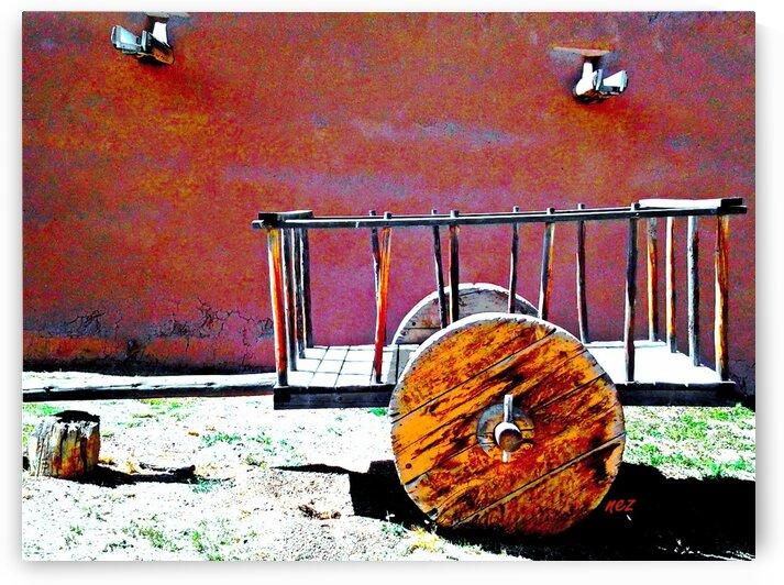 Handcart by Efrain Montanez