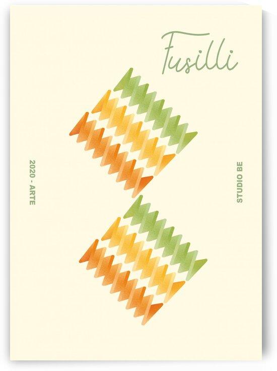fusilli by Studiobe