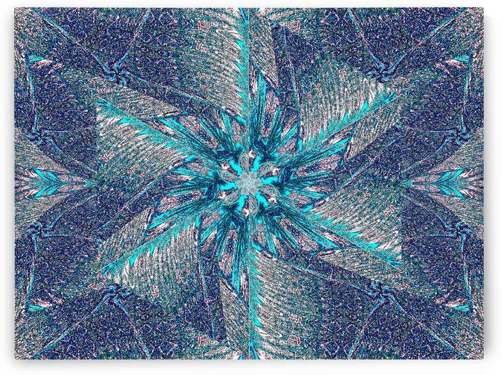 Frozen Wildflower by Sherrie Larch
