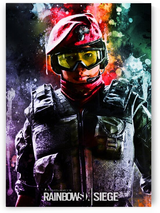 Rainbow Six Siege by Coolbits Art
