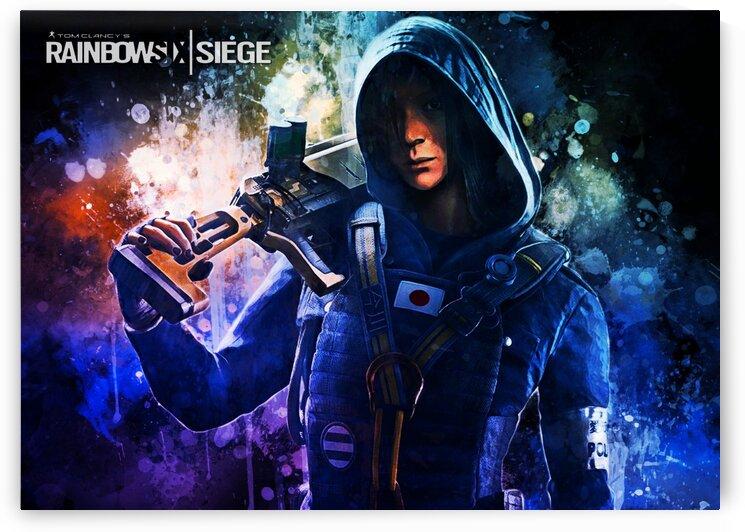 Rainbow Six Siege by Coolbits Art