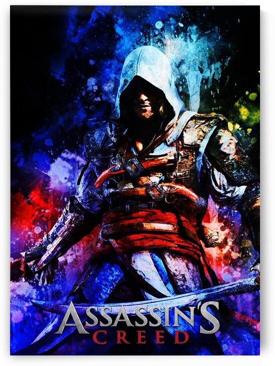 Assassins Creed by Coolbits Art