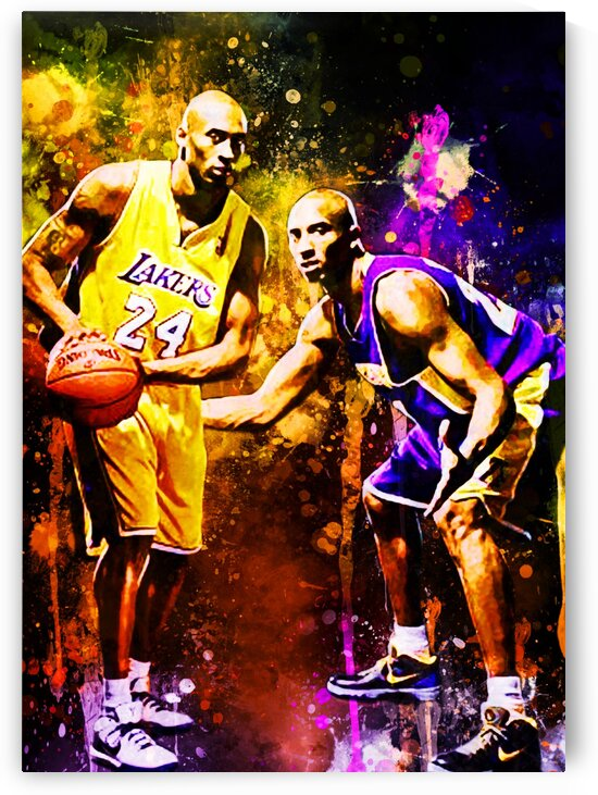 Kobe Bryant by Coolbits Artworks