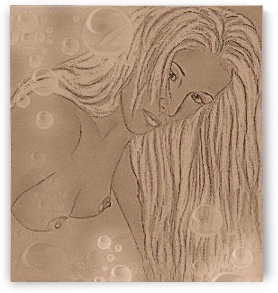 Nude Bubbles by LeGustavienne