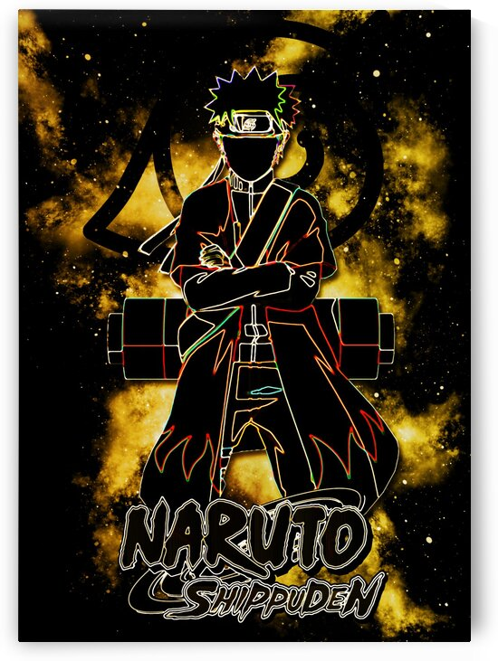 Naruto by Coolbits Art