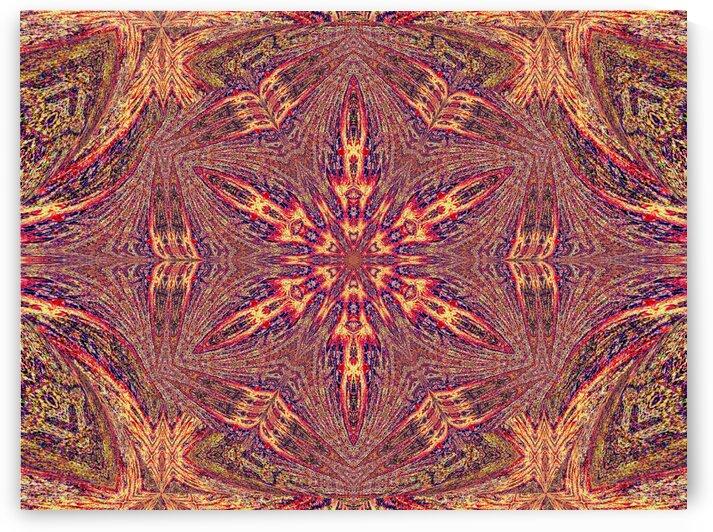 Wildflower In Glitter 8 by Sherrie Larch