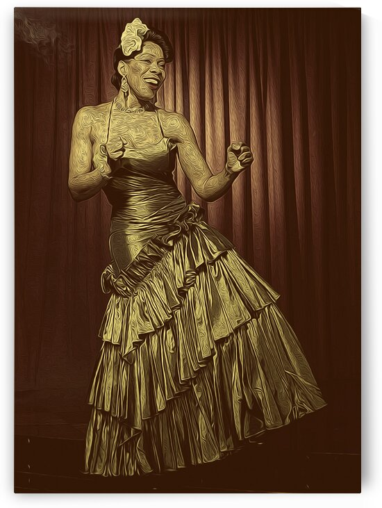Billie Holiday American singer Collection 20 by RANGGA OZI