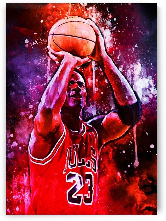 Michael Jordan by Coolbits Artworks