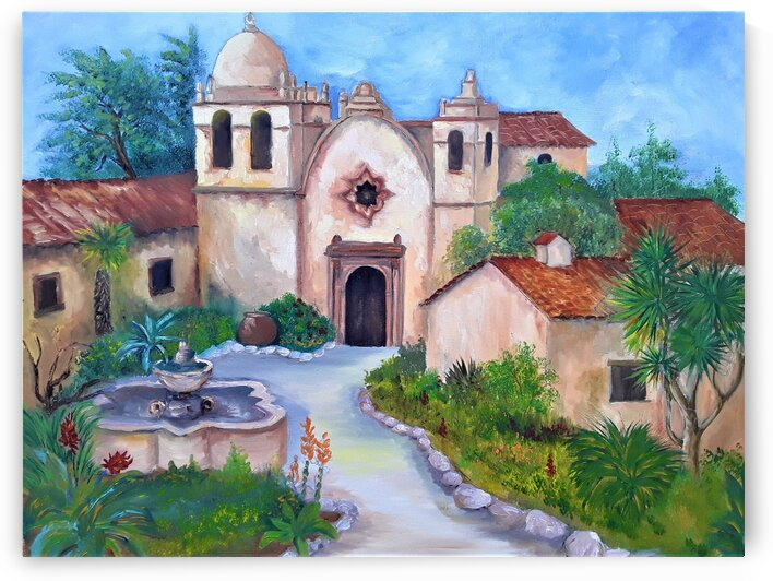 Old Mission by Debbie L Fleck