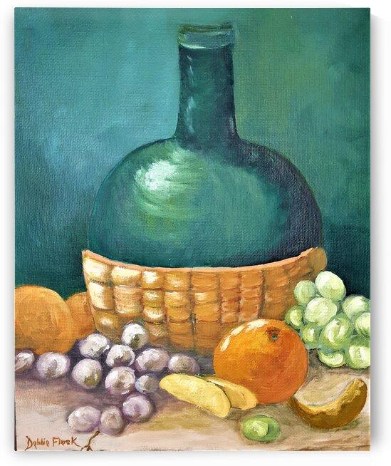 Chianti Wine by Debbie L Fleck