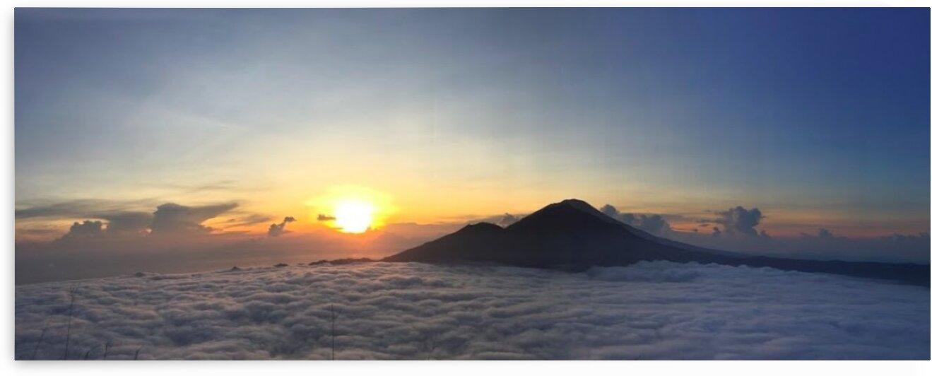 Mount Batur Sunrise Bali  by VantagePoint