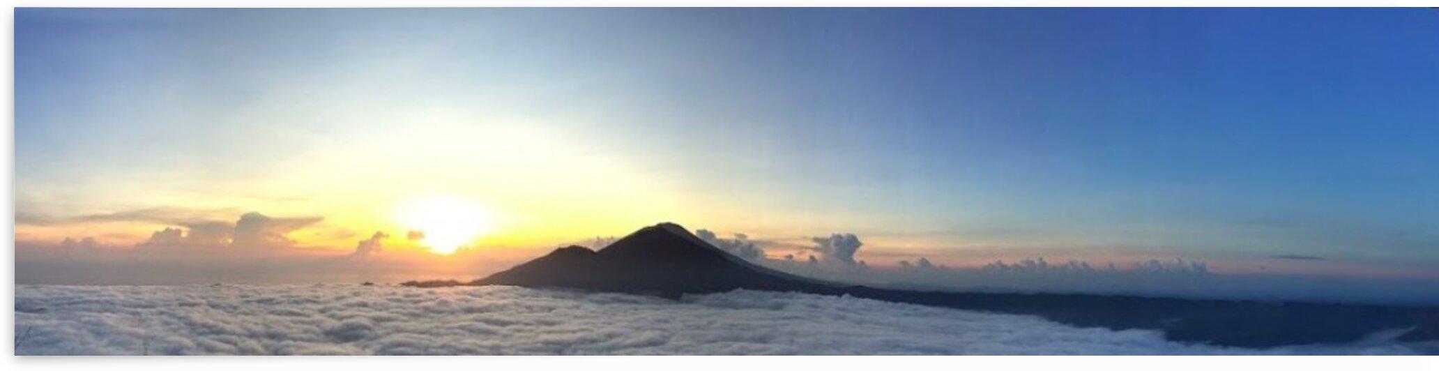 Mount Batur Sunrise  by VantagePoint
