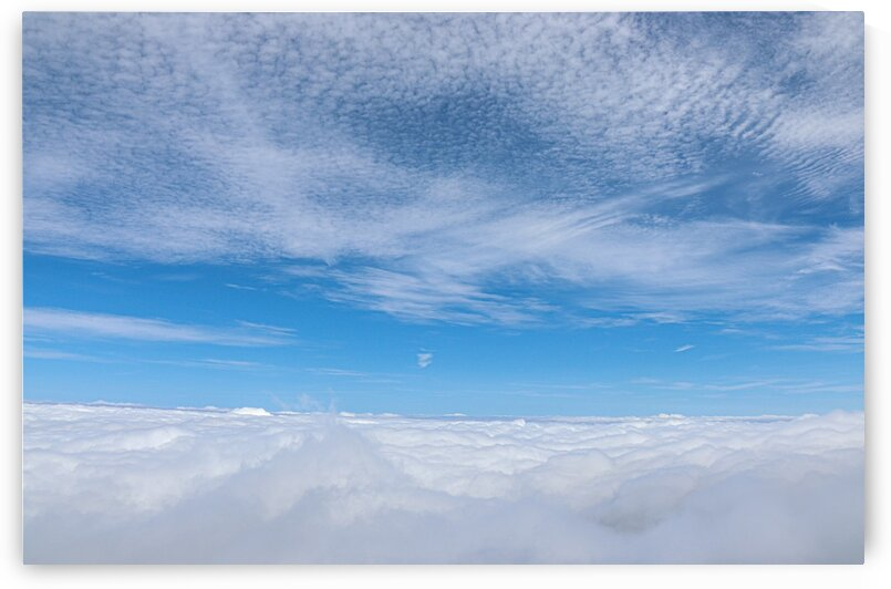 In The Clouds by Melissa Grant