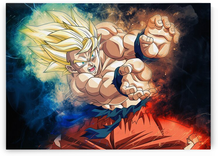 Dragon Ball by Coolbits Artworks