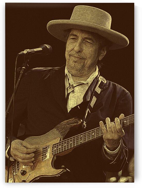 Bob Dylan  American singer Collection 6  by RANGGA OZI