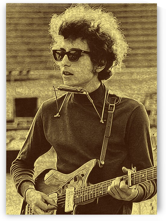 Bob Dylan  American singer Collection 3  by RANGGA OZI