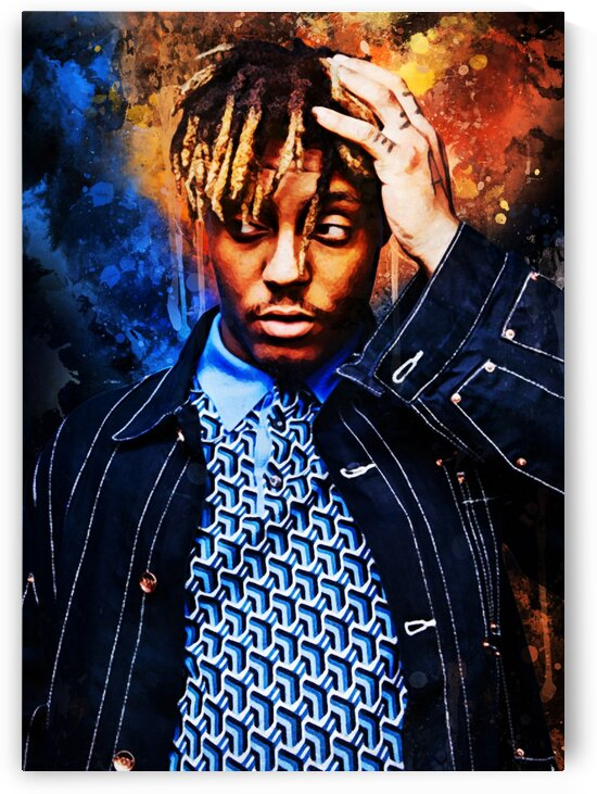 Juice WRLD by Coolbits Art