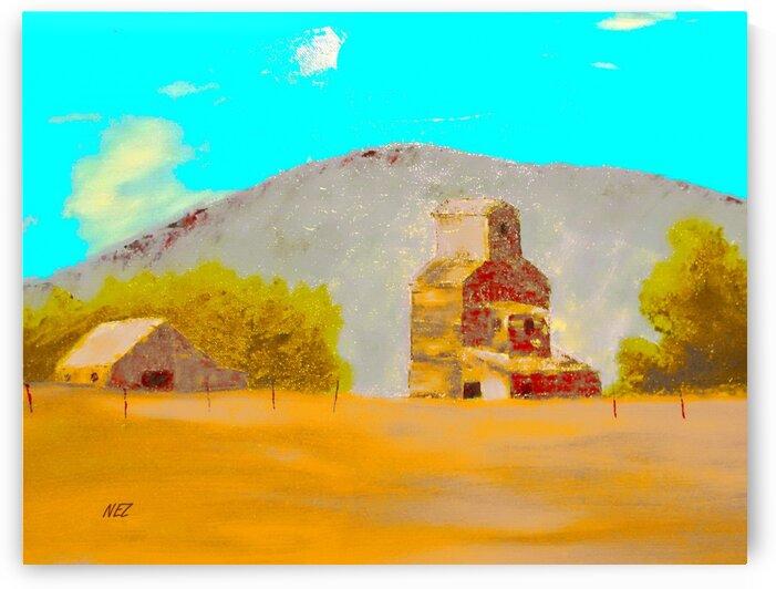 Idaho by Efrain Montanez