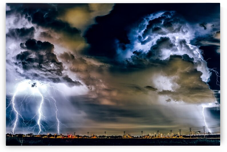 Thunderstorm by Angel