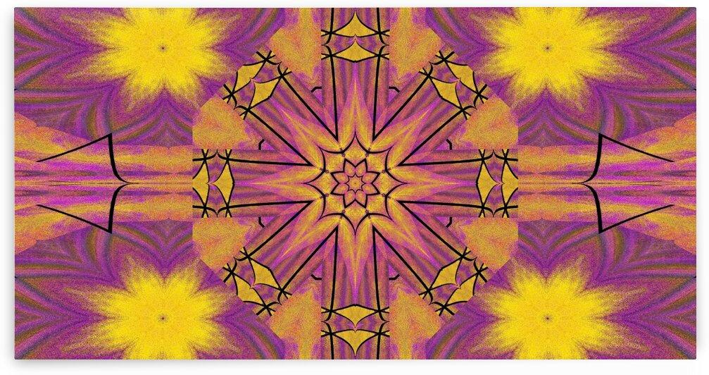 Lakshmi In A Lotus Bloom 3 by Sherrie Larch