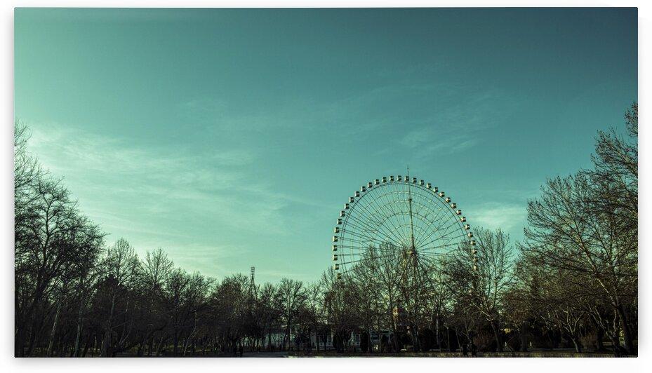 Ferris wheel by Arash Azarm