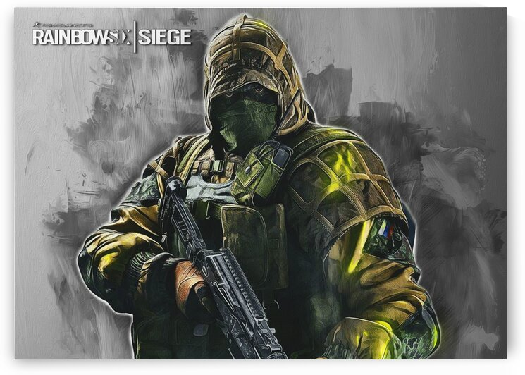 Rainbow Six Sige by Coolbits Artworks