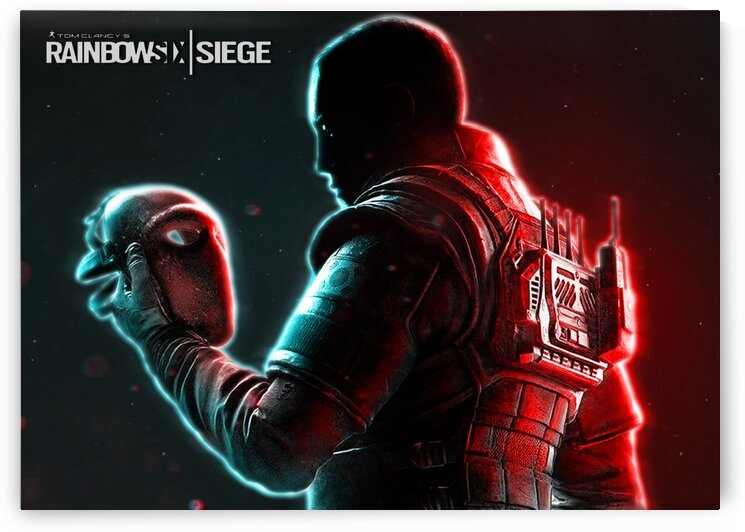 Rainbow Six Siege by Coolbits Artworks