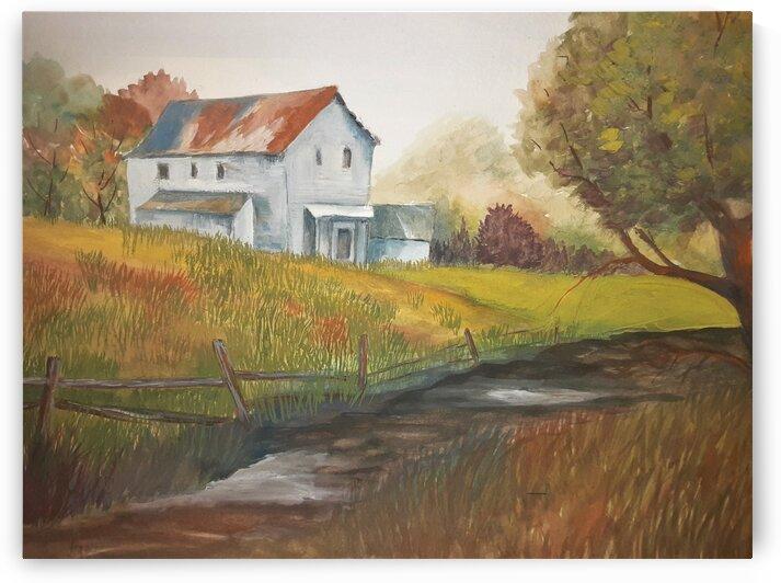 Early Fall by Debbie L Fleck