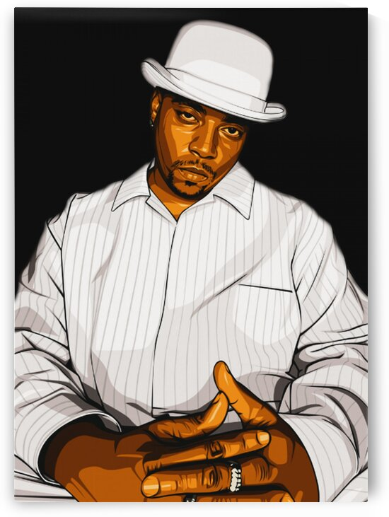 Nate Dogg by Coolbits Art