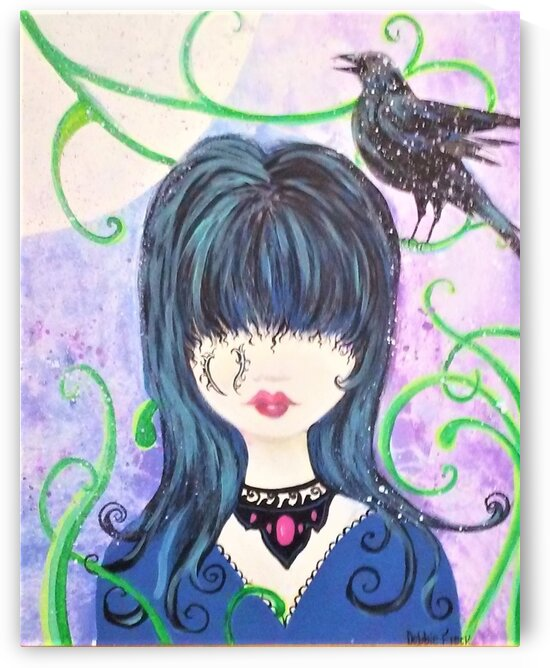 Gothic Girl by Debbie L Fleck