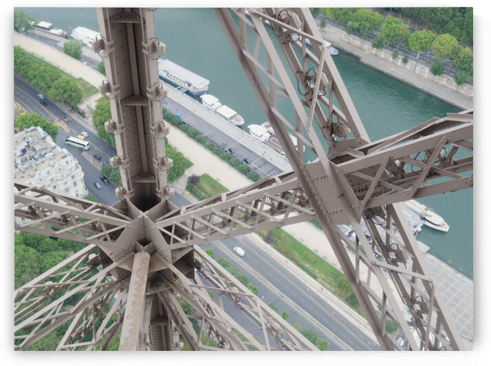 Tour Eiffel by Christophe Modot
