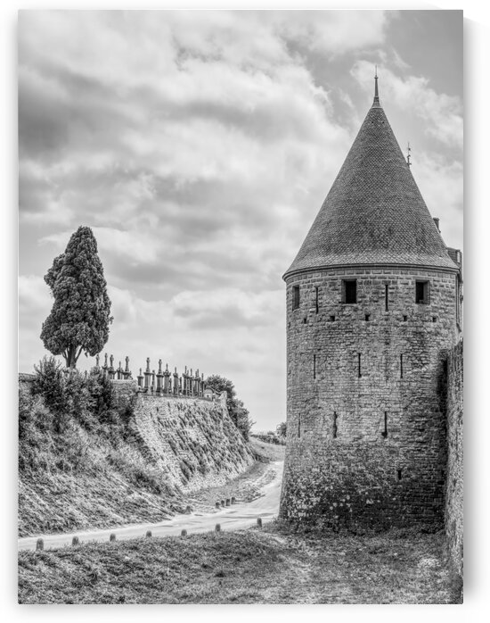 Carcassonne by Christophe Modot