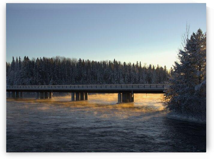 pont soleil by Christophe Modot