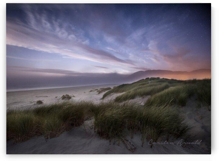 Westcoast Beach Sunset by Carmel Studios