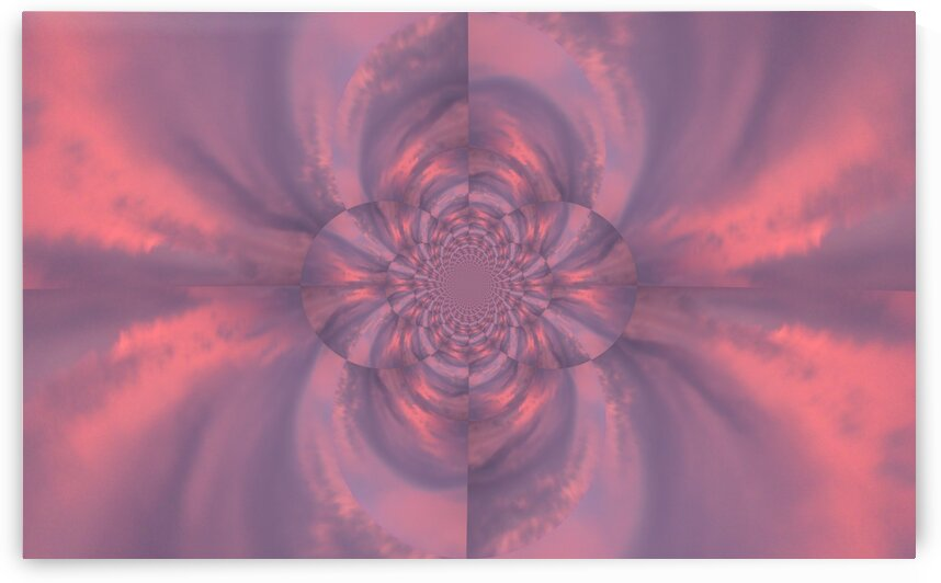 Pink Lotus by Sherrie Larch