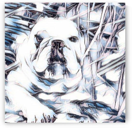 Ice Ice Baby Snoop Dog by LeGustavienne
