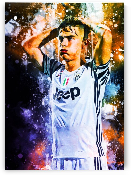 Paulo Dybala by Coolbits Artworks