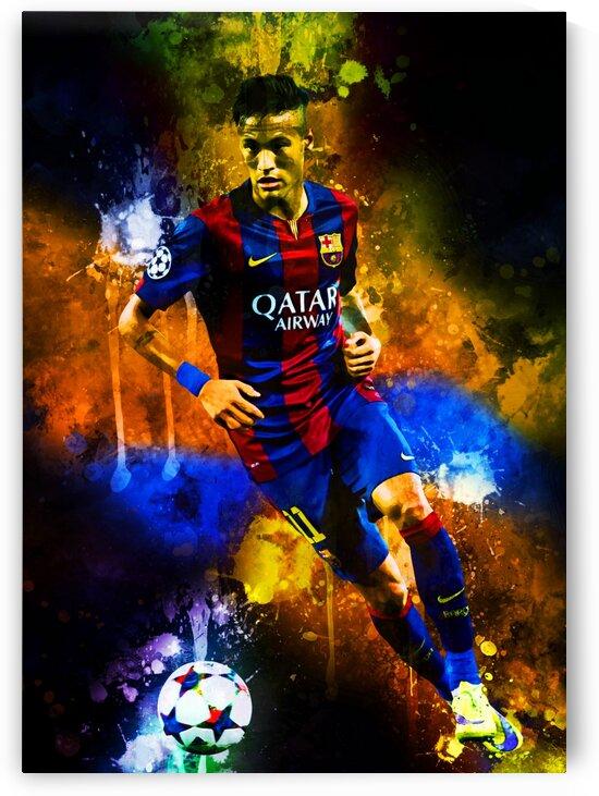 Neymar Jr by Coolbits Artworks