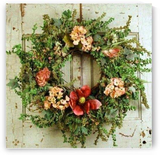 Rustic Wreath by LeGustavienne